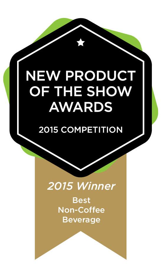 Best New Beverage at WOC 2015!