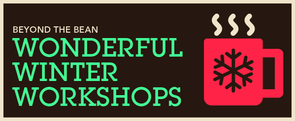 BTB Winter Workshops are back!