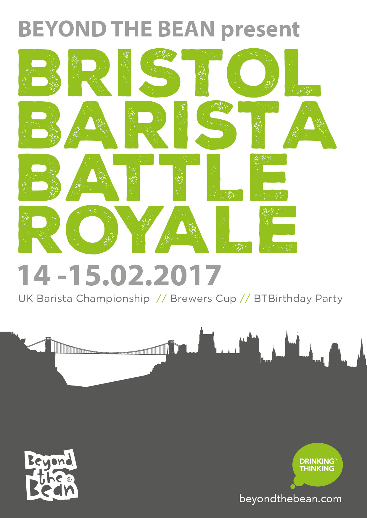 Barista Battle Royale & BTBirthday Bash