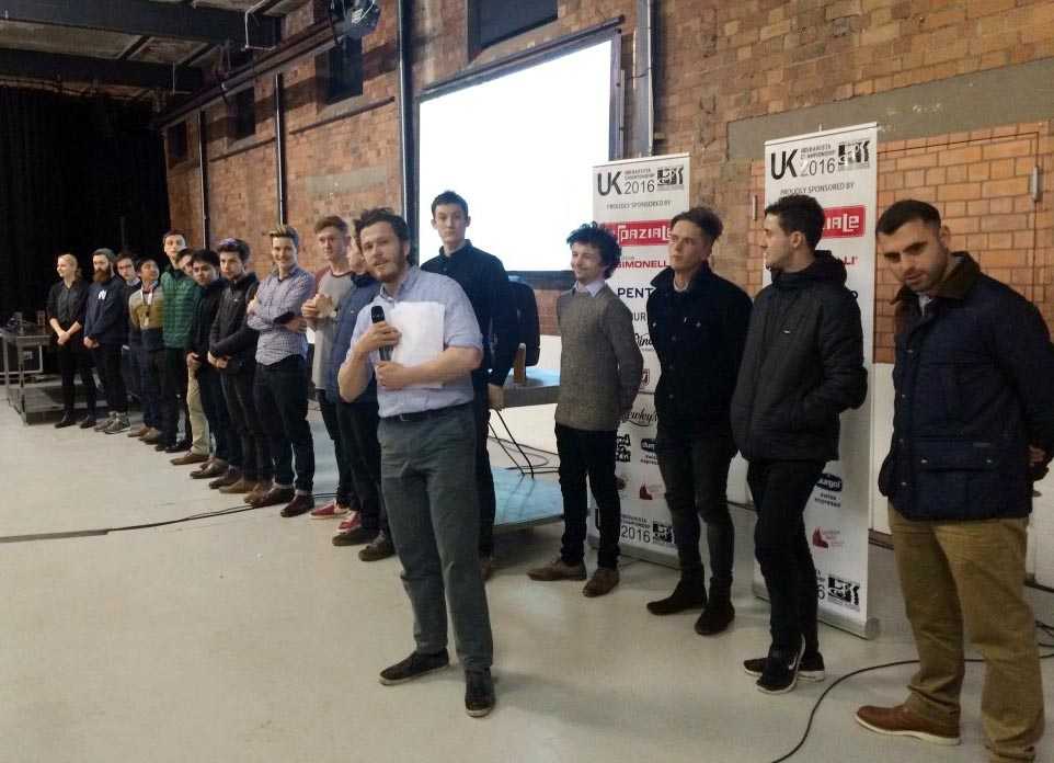 Beyond the Bean bring the UK Barista Championship & Brewers Cup back to Bristol