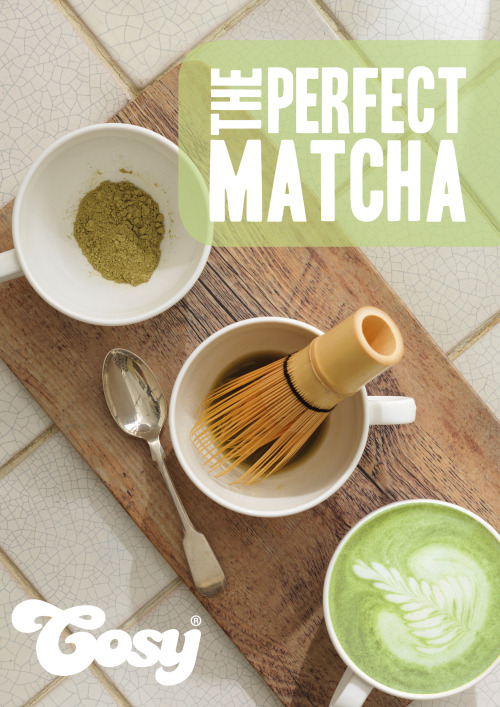 The perfect matcha