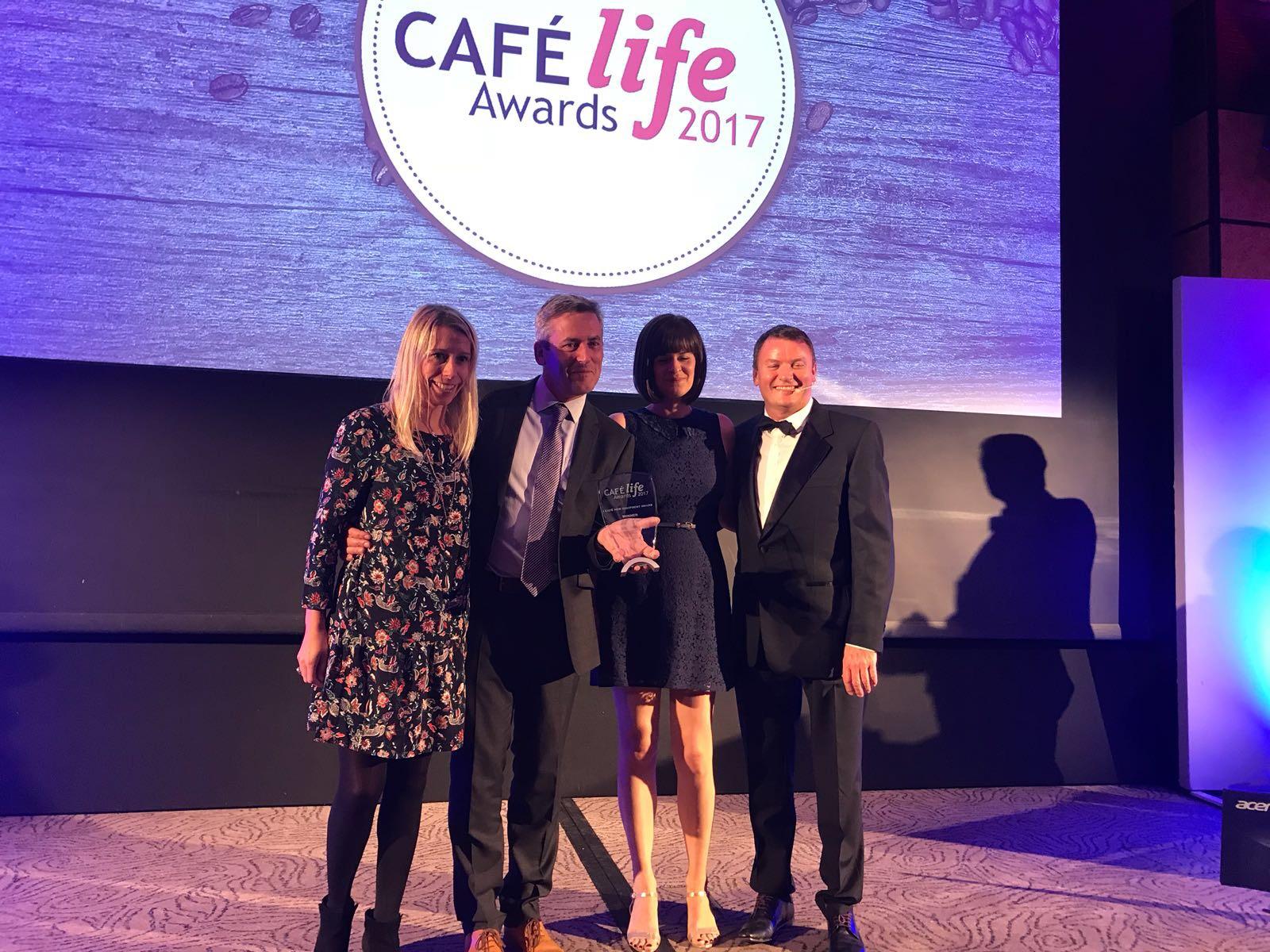 The Blendtec Nitro Blender Wins Best New Equipment at Café Life Awards