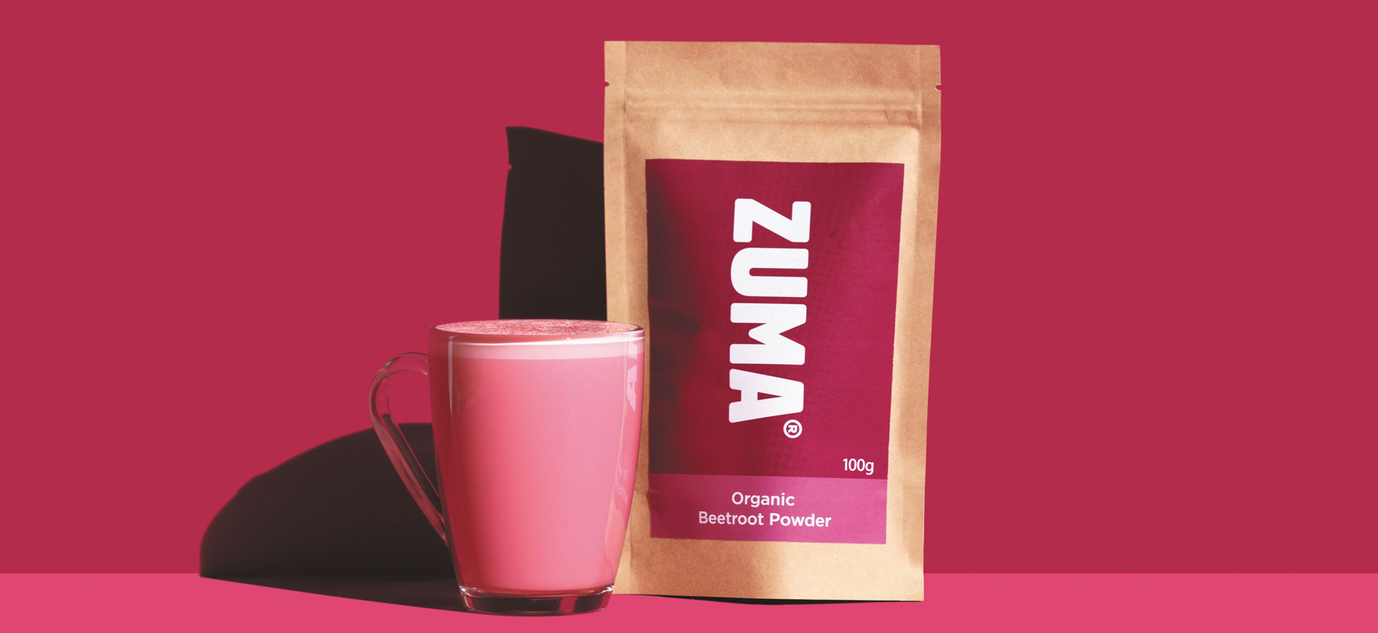 INTRODUCING ZUMA ORGANIC BEETROOT POWDER