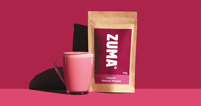 Zuma Organic Beetroot Powder